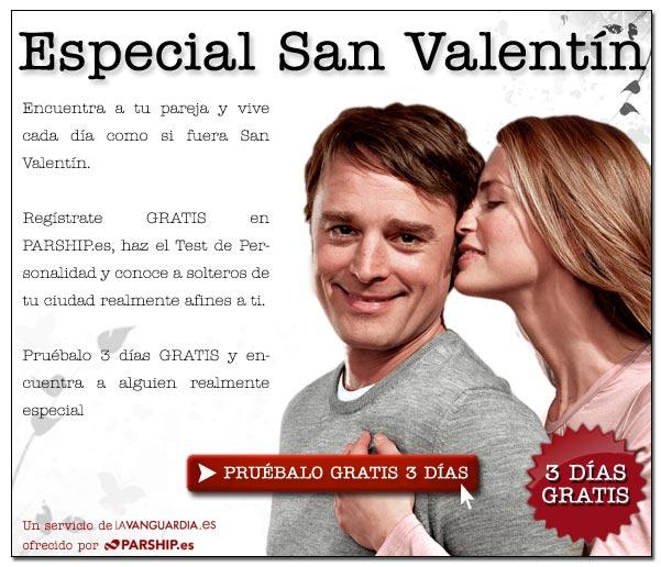 La Vanguardia - Parship.es - San Valentín