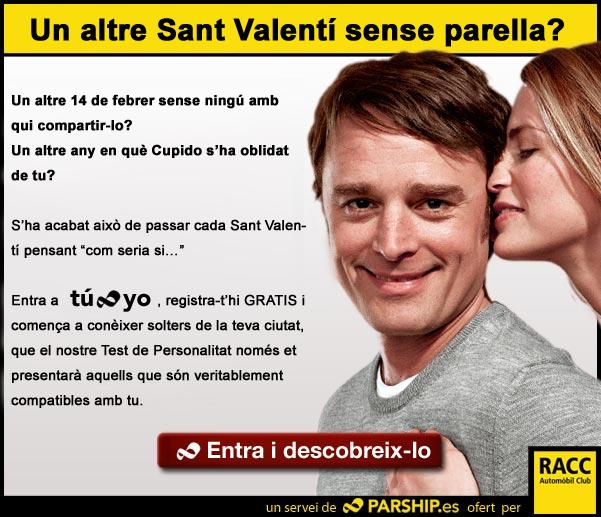 RACC - Parship.es - Sant Valentí