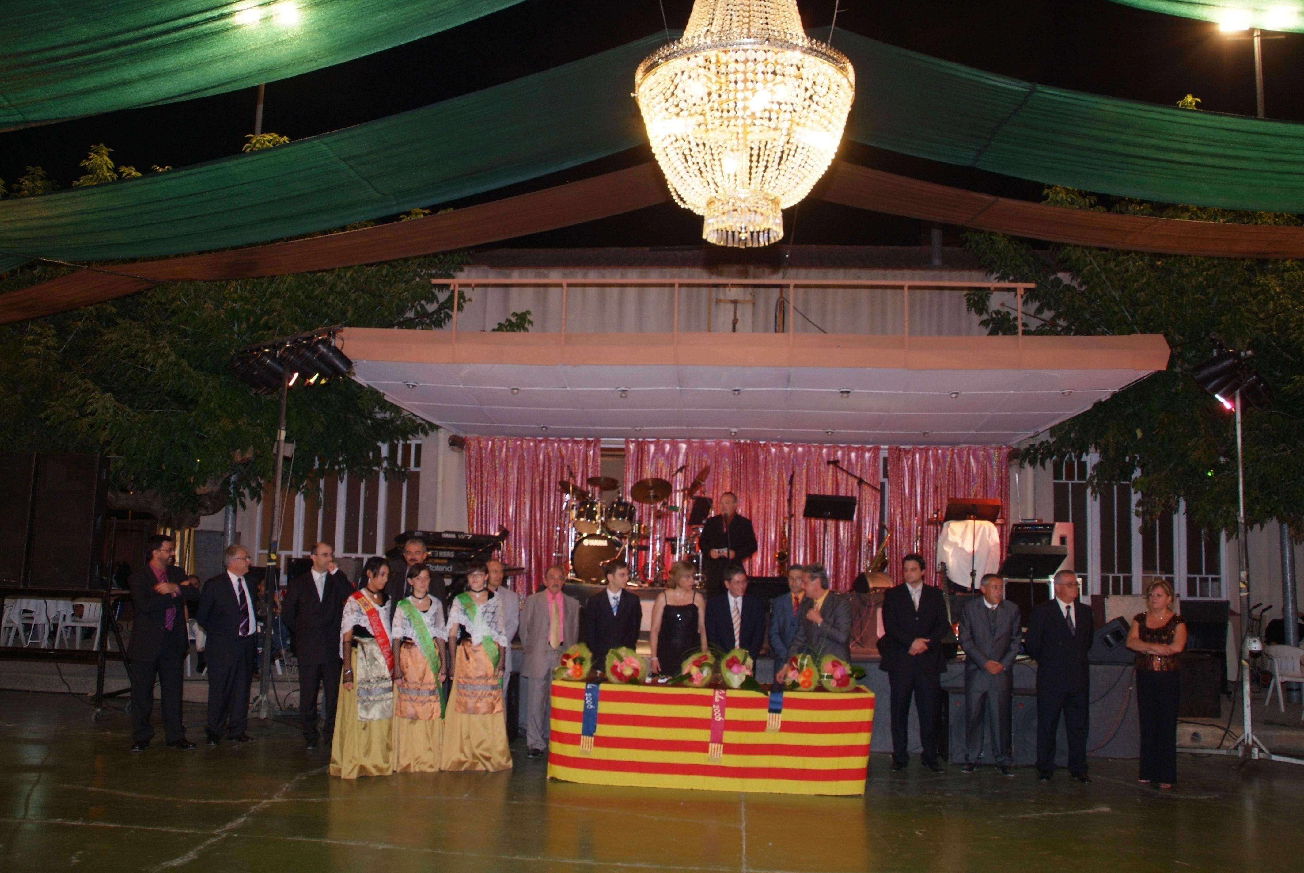Ajuntament de Gelida: 08-22 Ball de Gala. Fot: Foto Buch, 2006