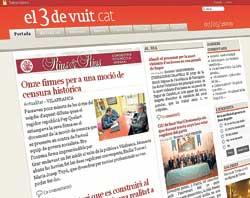 Web El 3 de Vuit